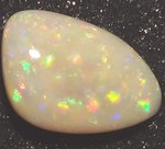 GEM CLASS OLYMPIC FIELD SOLID OPAL MULTICOLOR 9,74 CT