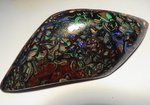 HUGE KOROIT GEM OPAL 278 carat GREEN-BLUE